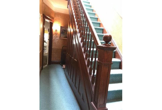 Original Beautifully Maintained Wood Details
