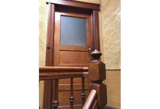 Original Wood Doors, Moldings, Trim & Staircase