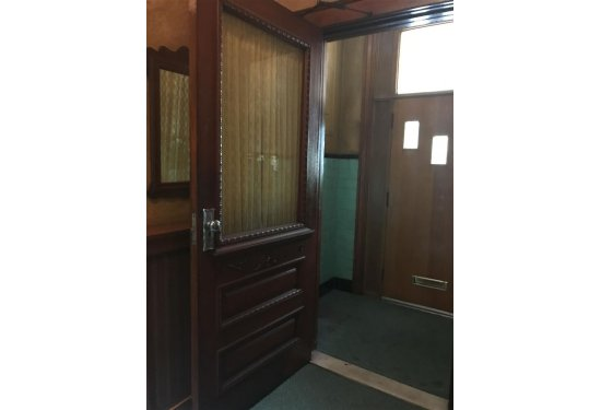 Original Foyer Door