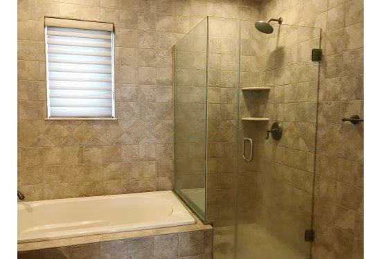 2nd Floor Renovated Bath with Tub & Shower