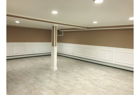 Full Finished Basement--MINT Recreation & Entertainment/Media Space