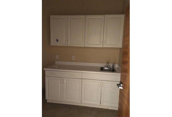 Front Kitchenette/Sink