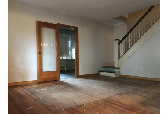 Large Living Rm with Hardwood Floors