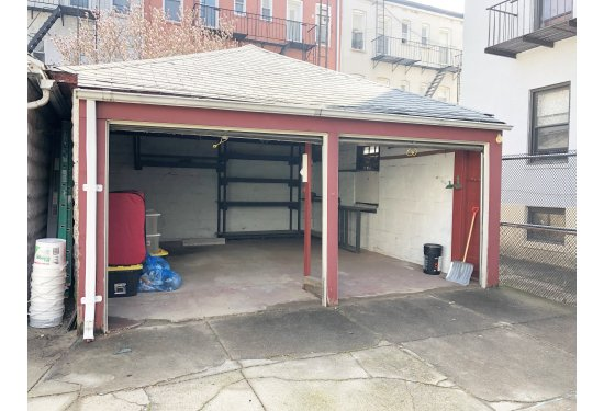 Large 2 Car Garage