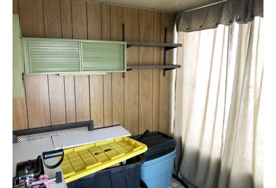 Enclosed Porch/ Office