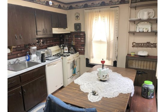 Eat In Kitchen w/ Access to Backyard Deck / Patio