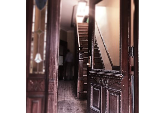 Original Woodwork, Door & Doorbell