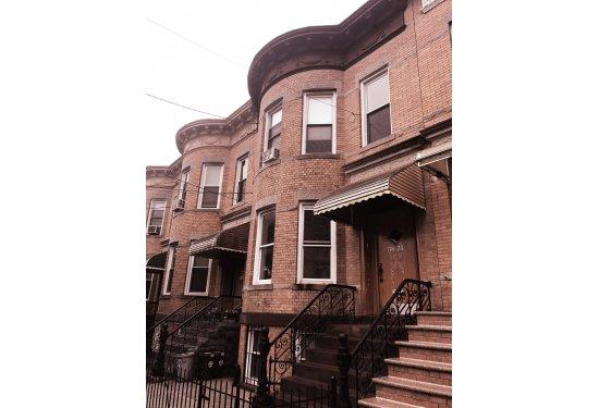 2 Family Brick--Ridgewood LANDMARK District--Loaded with Original Architectural Details!