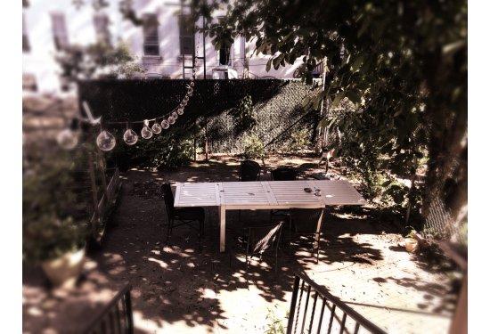 Backyard Patio & Garden Getaway to Enjoy All Day, Everyday!