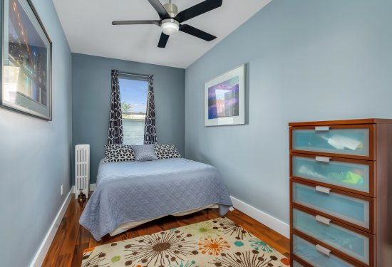 1st Fl: 2nd Private Bedroom