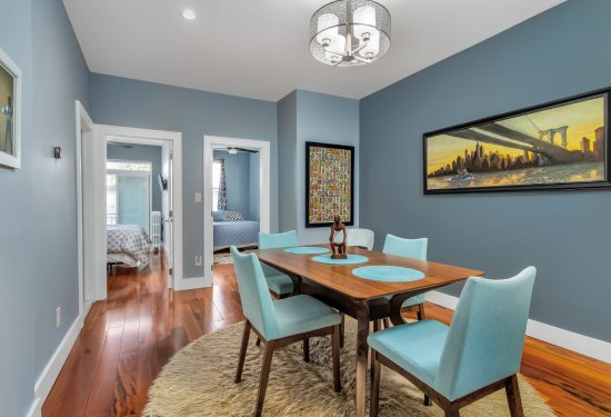1st Fl: Beautiful Large Formal Dining Room