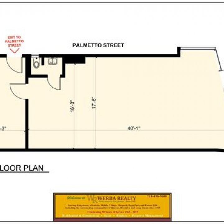 Corner Retail Location-Fresh Pond Rd-2 Blocks to Train